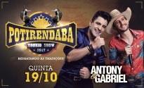 POTIRENDABA RODEIO SHOW | 19-10