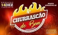4º CHURRASCÃO DO BEM