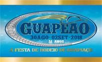 GUAPEÃO DE 30/08 À 02/09