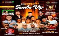 2ª DOMINGUEIRA SAMBA VIP