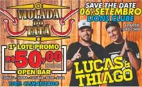 VIOLADA DO TATÁ  com LUCAS & THIAGO