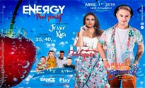 ENERGY POOL PARTY